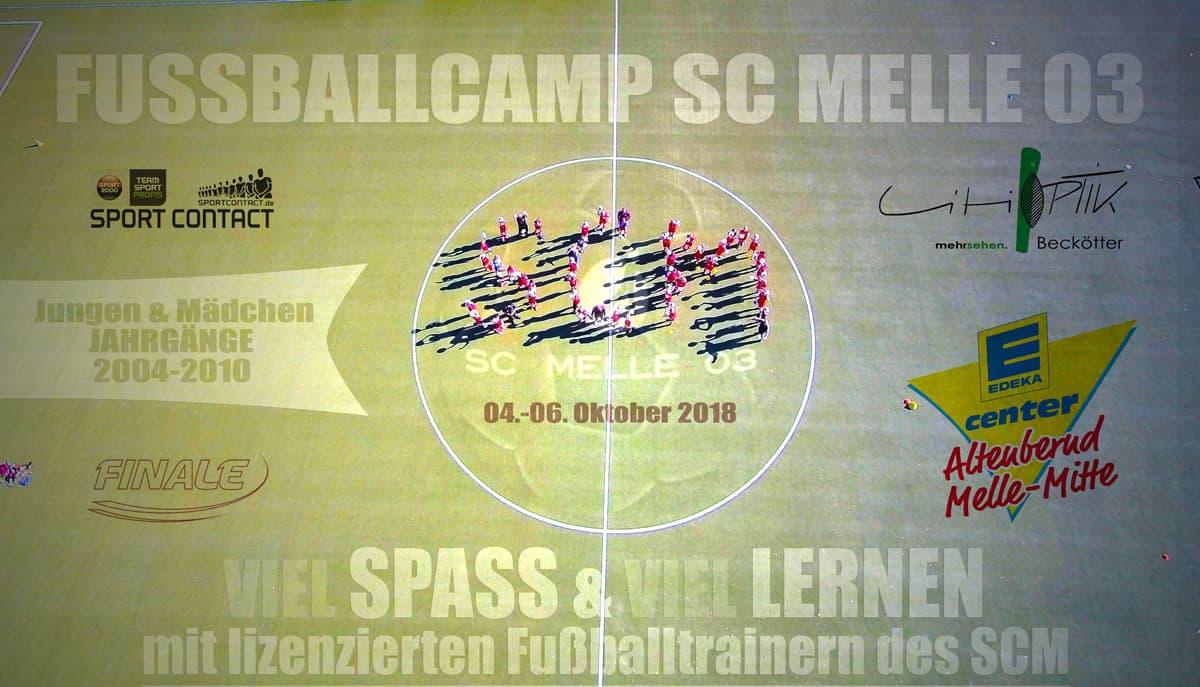 SCM Fussball KIDS Herbstcamp ein absoluter Erfolg! Bildklick für weitere Infos.
